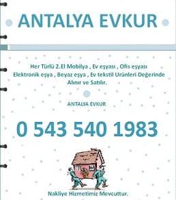 ANTALYA EVKURCULAR
