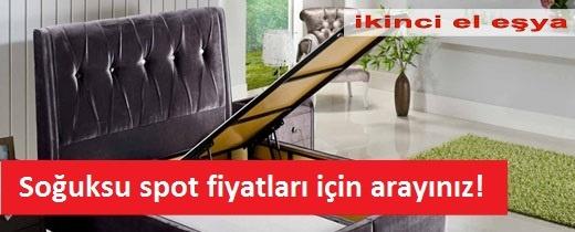 Antalya Soğuksu spot fiyatları
