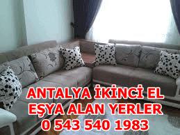 ANTALYA 2. EL EŞYA ALAN YERLER